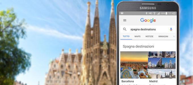 Scopri Il Nuovo Servizio Google Destinations