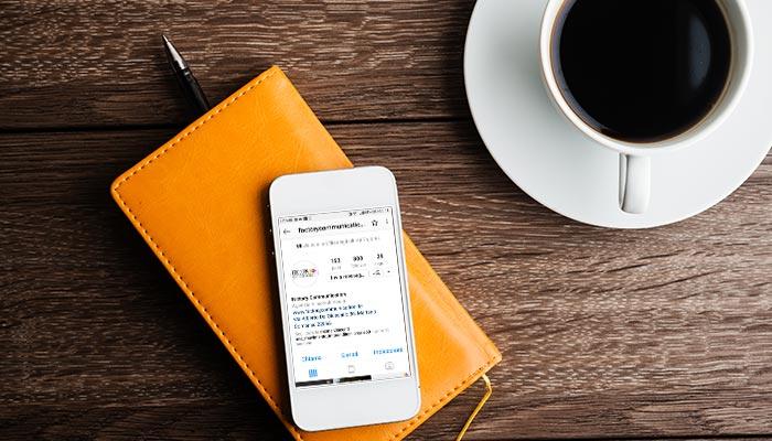 Instagram Marketing: usa il pulsante per mettersi in contatto con le aziende