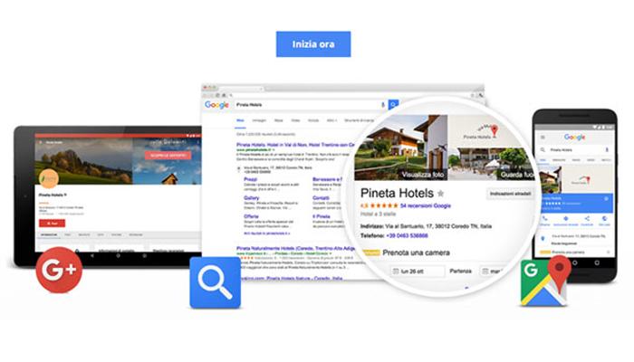 Google My Business: Pagine di Brand vs Pagine Local