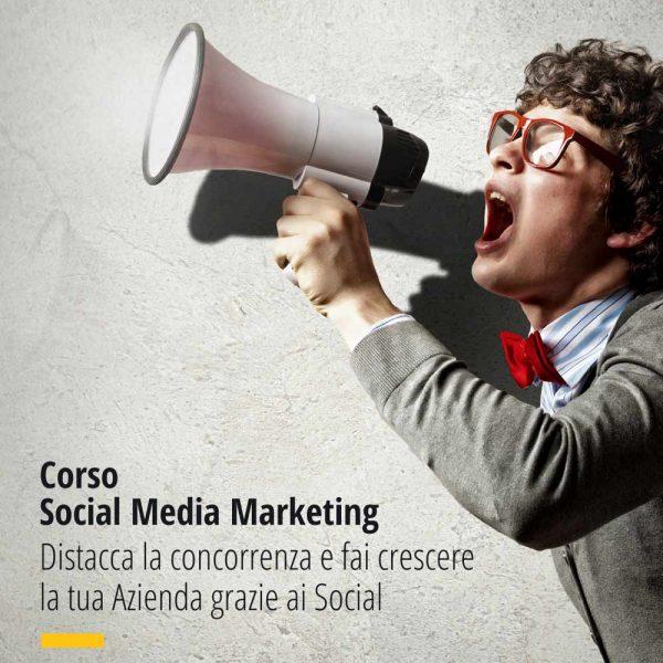 Factory Communication Corso Social Media Marketing fa crescere la tua Azienda