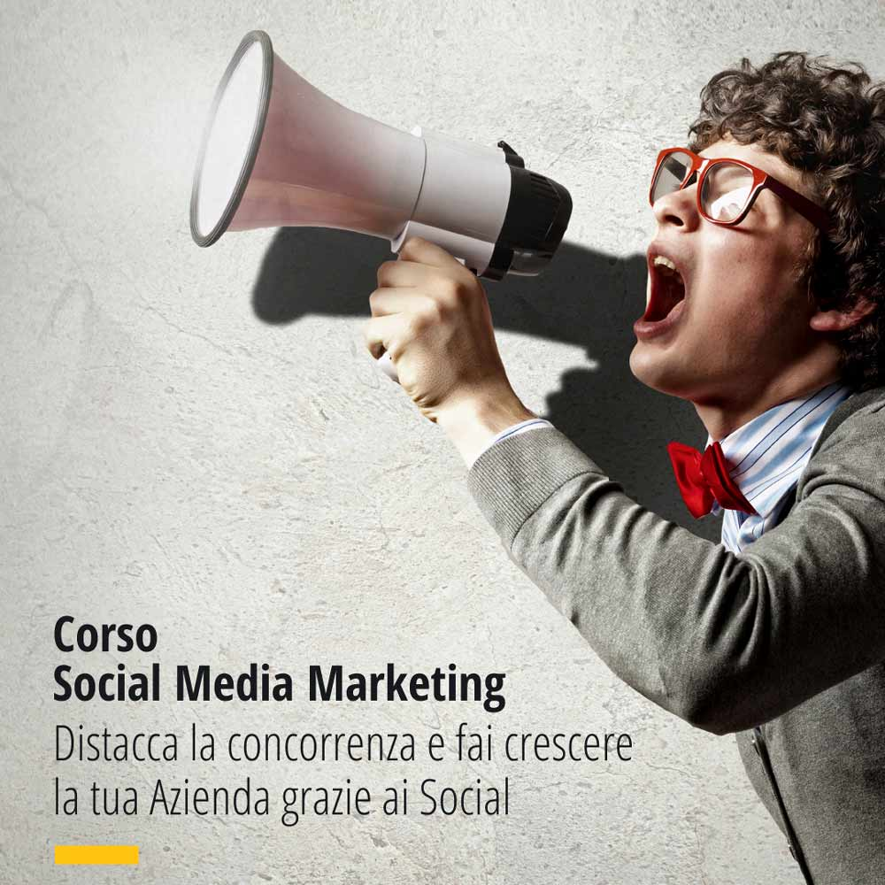 Factory Communication Corso Social Media Marketing Fa Crescere La Tua Azienda