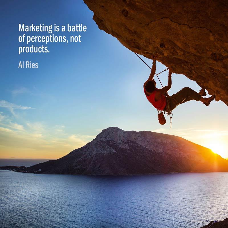 Per Al Ries Il Marketing è Una Battaglia Di Percezioni Non Di Prodotti