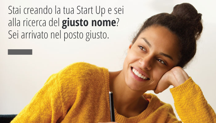 Stai Creando La Tua Start Up E Sei Alla Ricerca Di Nomi Società Del Tuo Settore?