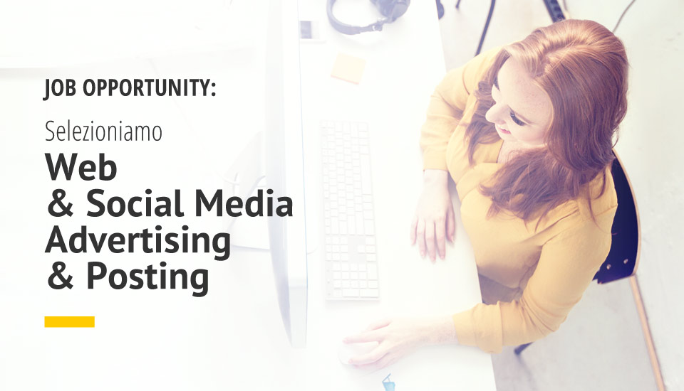 FACTORY COMMUNICATION Cercasi Web & Social Media Advertising & Posting
