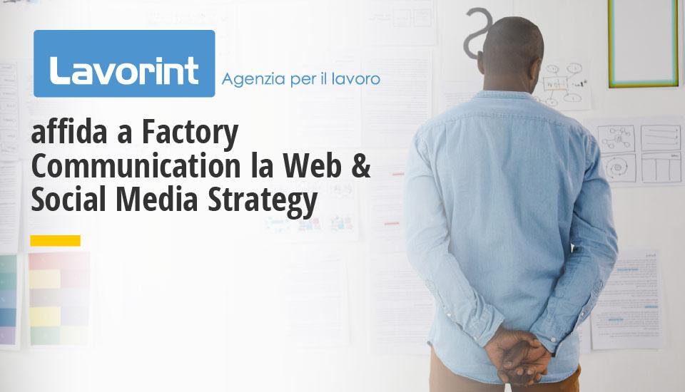 Lavorint Affida A Factory Communication La Web & Social Media Srategy