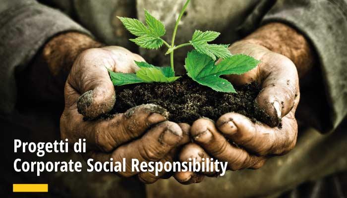 Progetti Di Corporate Social Responsibility
