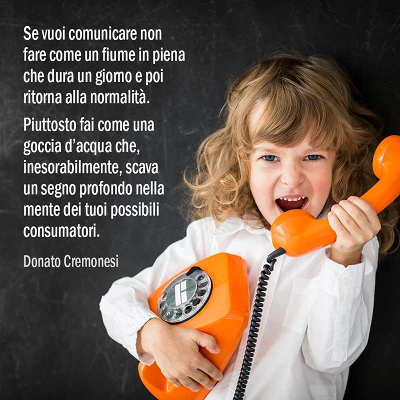 Metafora Di Donato Cremonesi Sulla Comunicazione E I Suoi Effetti