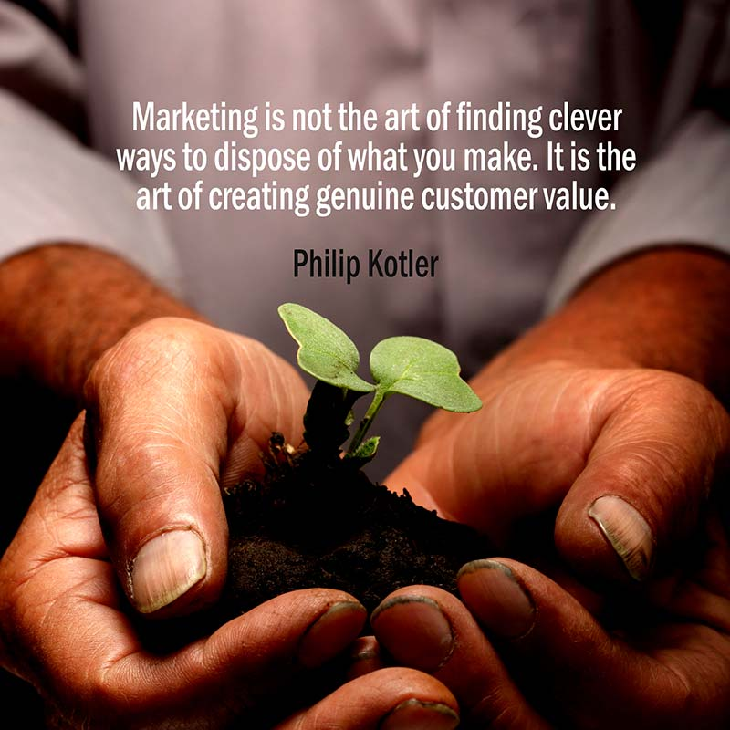 Citazione Di Philip Kotler Sul Marketing