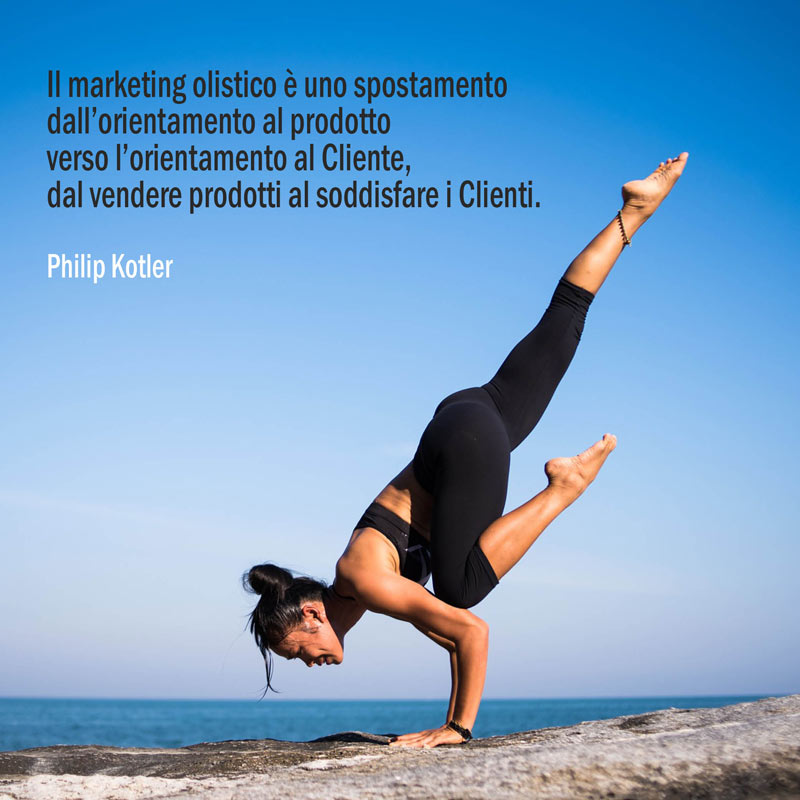 Il marketing olistico per Philip Kotler