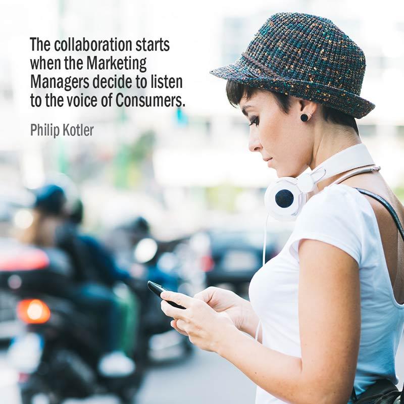 Riflessione Di Philip Kotler Sul Rapporto Con I Responsabili Marketing