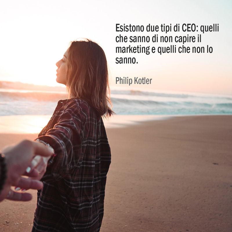 Esistono Due Tipi Di CEO Per Philip Kotler