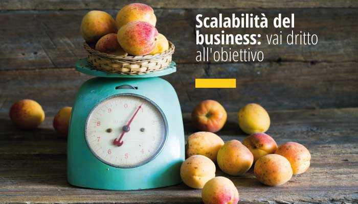 Scalabilità Del Business: Vai Dritto All'obiettivo