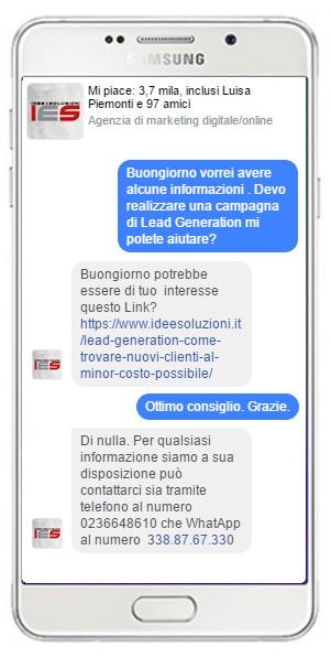 Scopri i vantaggi di utilizzare i Bot di Messenger per migliorare il tuo Business