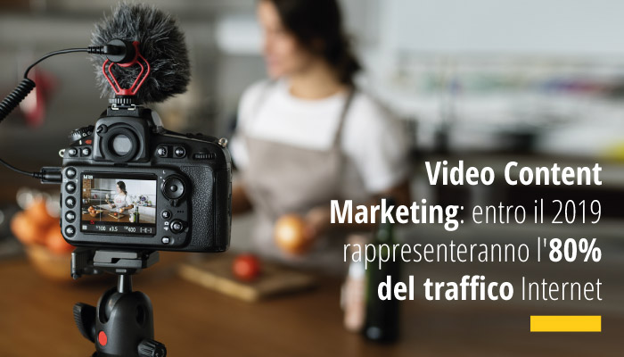 Video Content Marketing E Traffico Internet