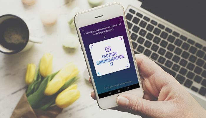 Nametag Instagram: La Nuova Funzionalità Per Semplificare Il Follow