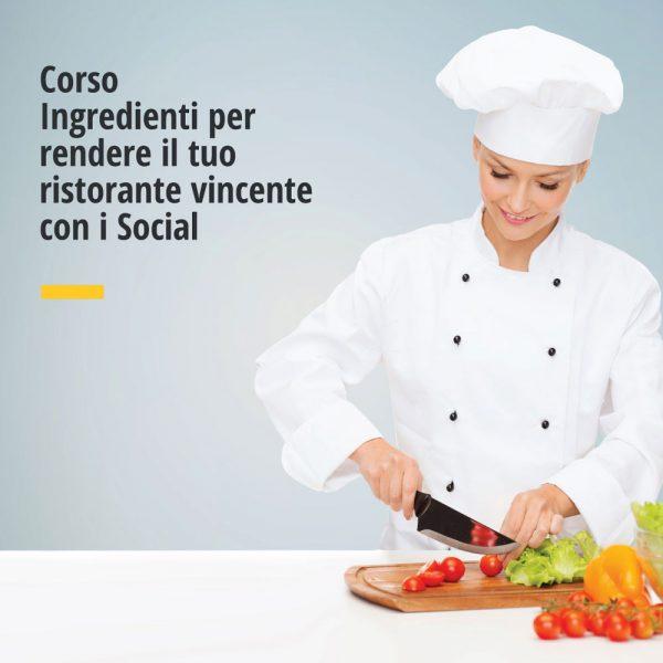 Factory Communication Corso rendi il tuo ristorante vincente con i Social