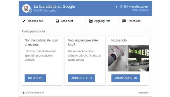 Ora è Possibile Modificare La Tua Pagina Google Plus Direttamente Dalla Serp Di Google