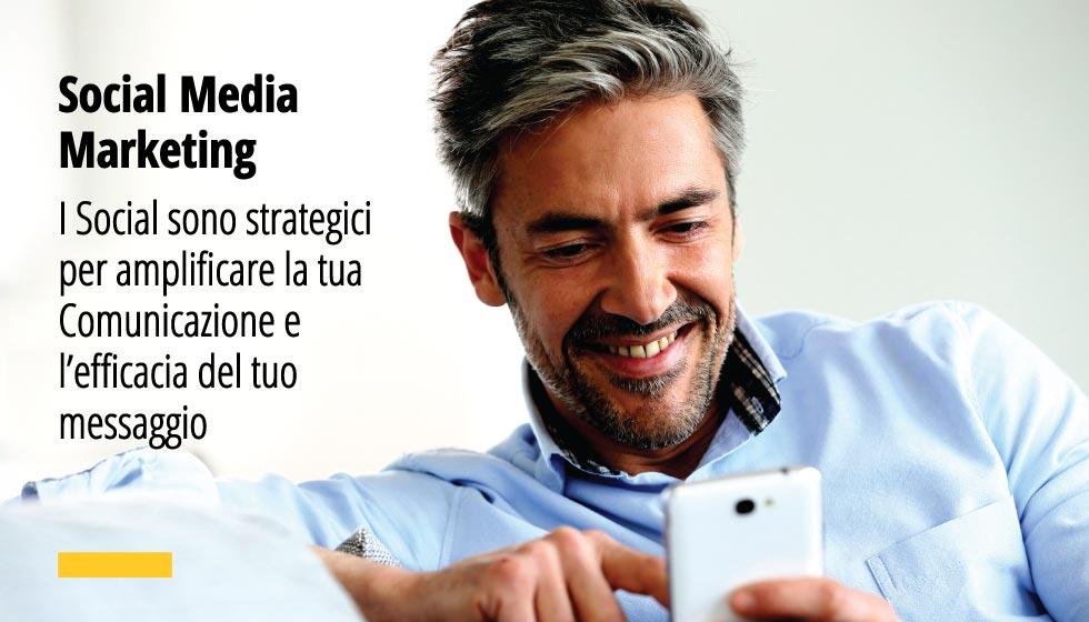 Social Media Marketing I Social Sono Strategici Per Amplificare La Tua Comunicazione E L'efficacia Del Tuo Messaggio