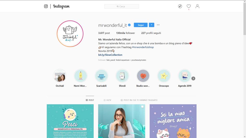 mr wonderful sfondi engagement instagram stories