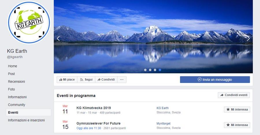L'appeal della Greta Thunberg è decisamente basso su Facebook visto che è una Post-Millennials