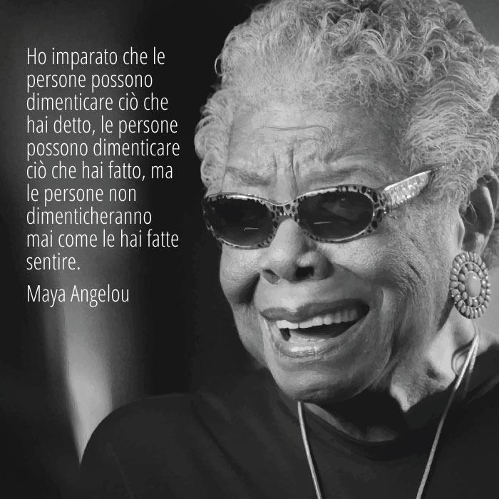 Citazione Di Maya Angelou