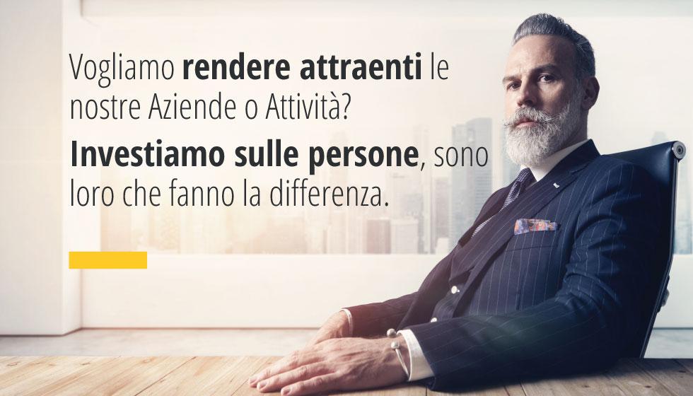 Investiamo Sulle Persone Sono Loro Che Fanno La Differenza