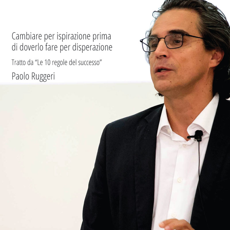 Citazione Di Paolo Ruggeri CEO E Founder Di OSM Open Source Management