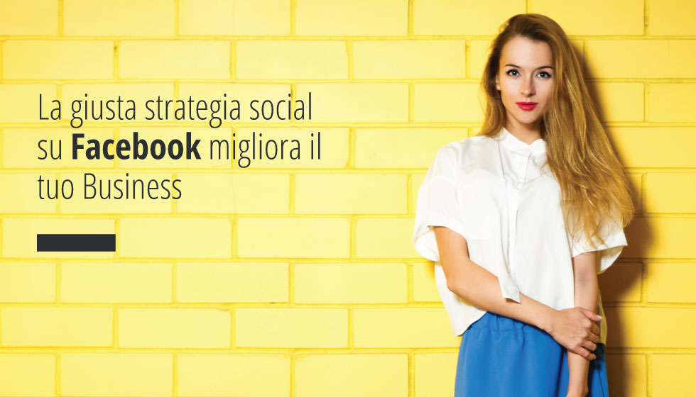 Social Media Strategy Su Facebook