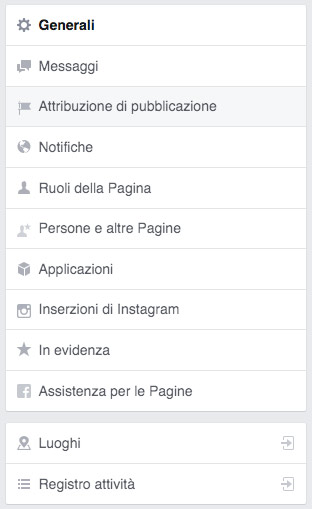 facebook local è utile per gestire catene di negozi