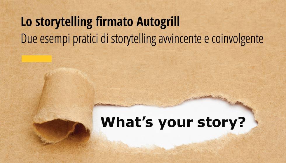 Gruppo Autogrill: un bellissimo esempio di storytelling