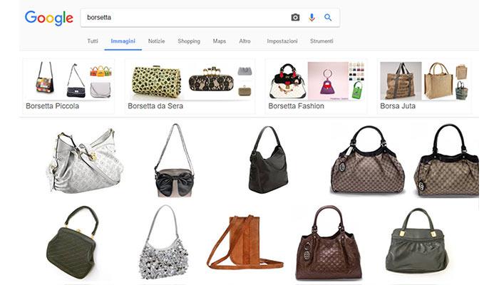 Trucchi per effettuare la ricerca in Google Immagini