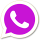 whatsapp logo bianco e giallo