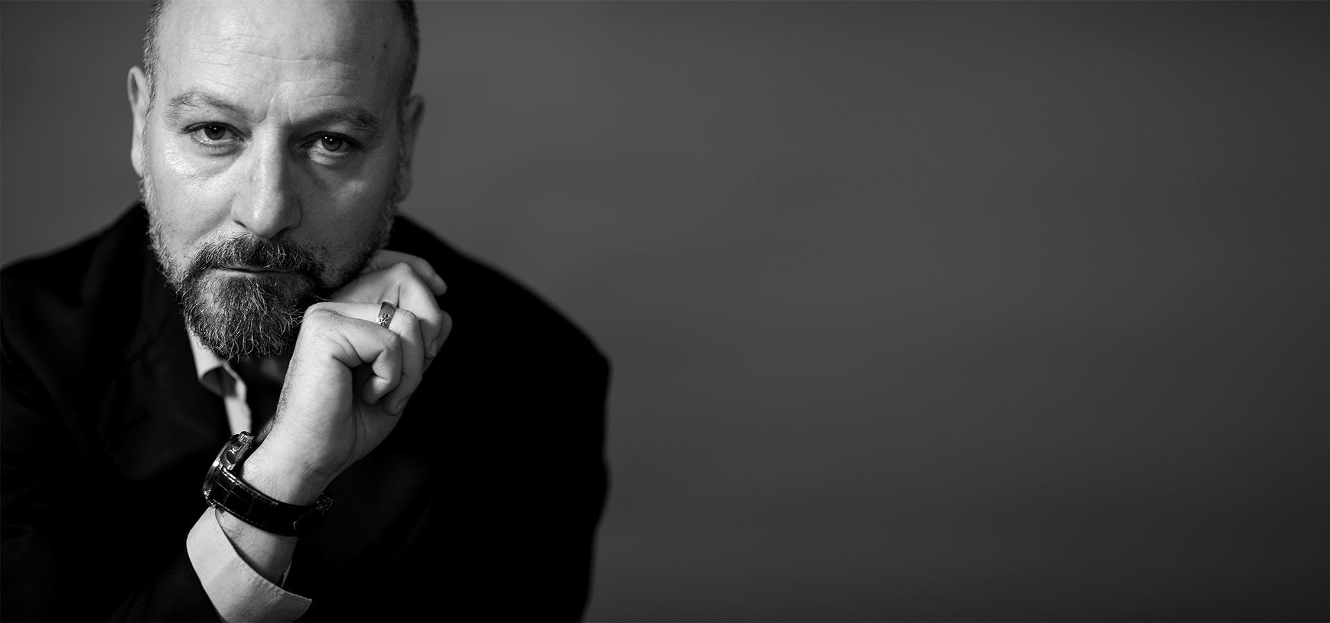 In questa fotografia Donato Cremonesi CEO e Founder Factory Communication Agenzia Marketing e Comunicazione