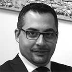 In Questa Fotografia In Bianco E Nero Christian Bellucci CEO CrowdInvest Italia