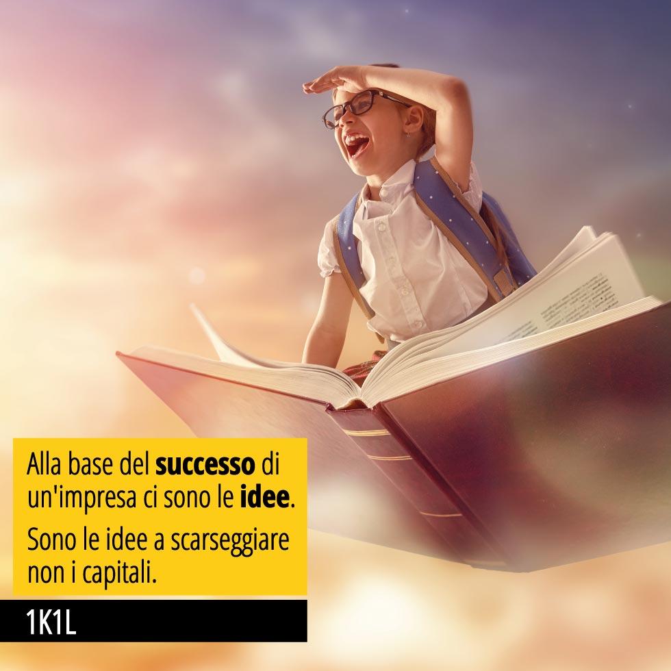 Donato Cremonesi Alla base del successo di una impresa ci sono le idee