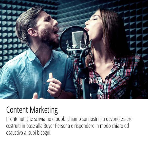 Content Marketing i contenuti devono rispondere alle esigenze dei nostri potenziali clienti