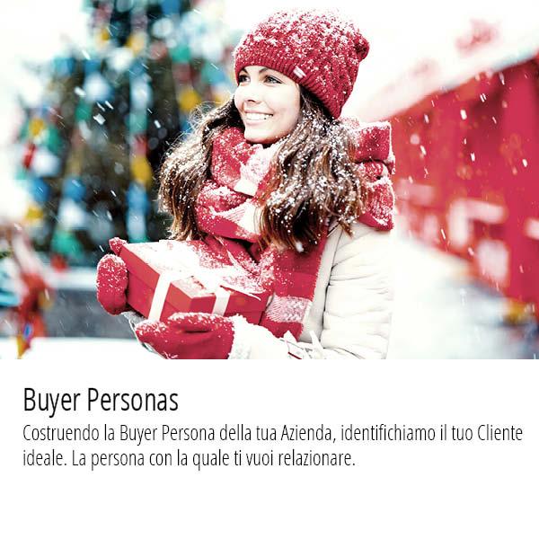 Costruendo la Buyer Persona della tua Azienda identifichiamo il tuo Cliente ideale