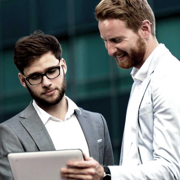 sei un imprenditore e vuoi sapere come sono posizionati online i tuoi competitors
