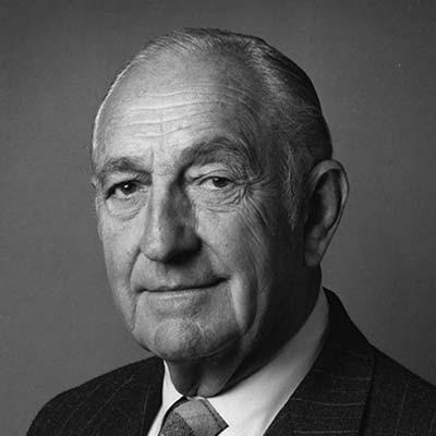 David Packard cofondatore della HP