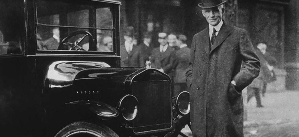 Henry Ford Fondatore Ford Motor Company