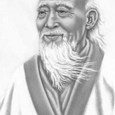 Lao Tsu antico filosofo e scrittore cinese, presunto autore del Tao Te Ching