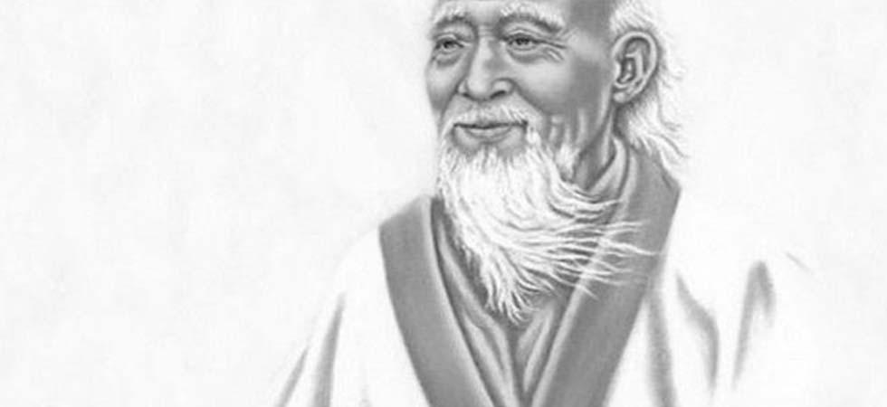 Lao Tsu antico filosofo scrittore cinese presunto autore del Tao Te Ching