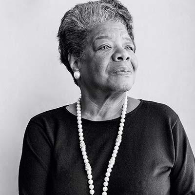 Maya Angelou scrittrice poetessa attrice pluri-premiata