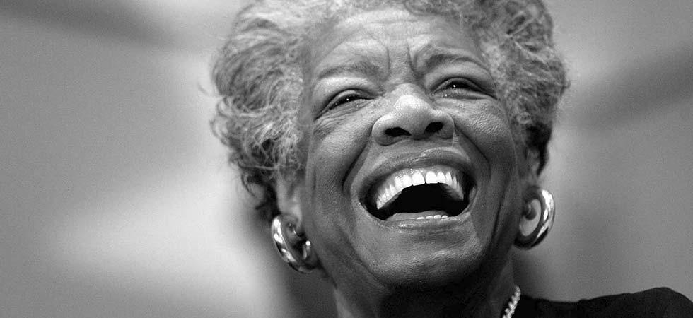 Maya Angelou scrittrice poetessa e attrice pluri-premiata