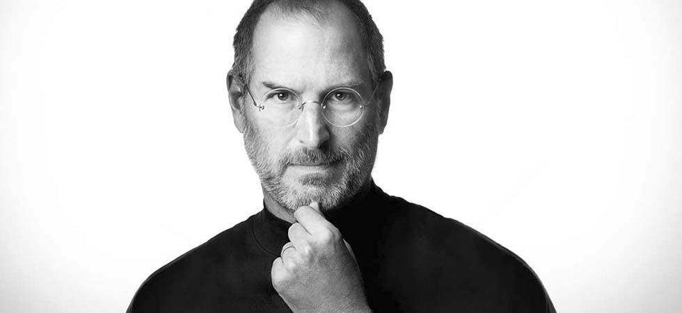 Steve Jobs CEO e fondatore di Apple