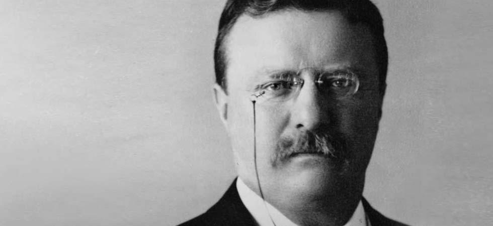 26º presidente degli Stati Uniti Theodore Roosevelt ha ricevuto il Premio Nobel per la pace. Il suo volto è uno dei quattro scolpiti sul monte Rushmore, assieme a quelli di George Washington, Thomas Jefferson e Abraham Lincoln.