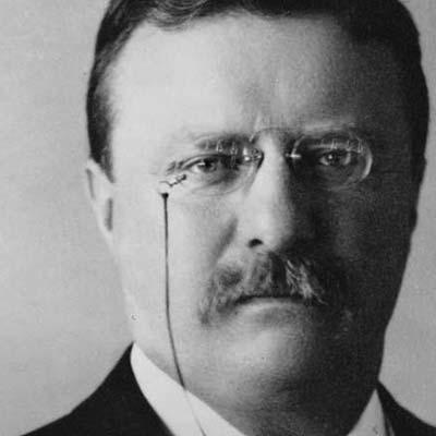 Theodore Roosevelt presidente degli Stati Uniti