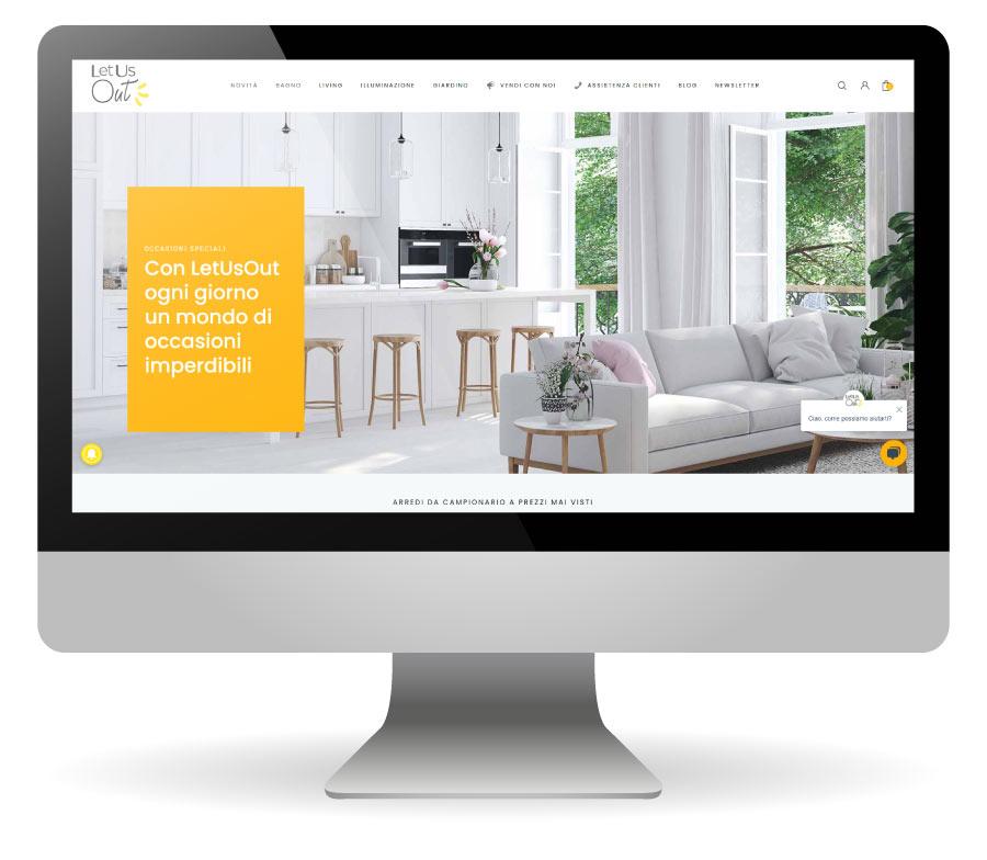 Factory Communication ha realizzato il Marketplace LetUsOut
