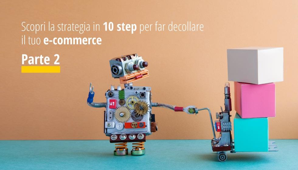 Scopri La Strategia In 10 Step Per Far Decollare Il Tuo E-commerce Parte 2