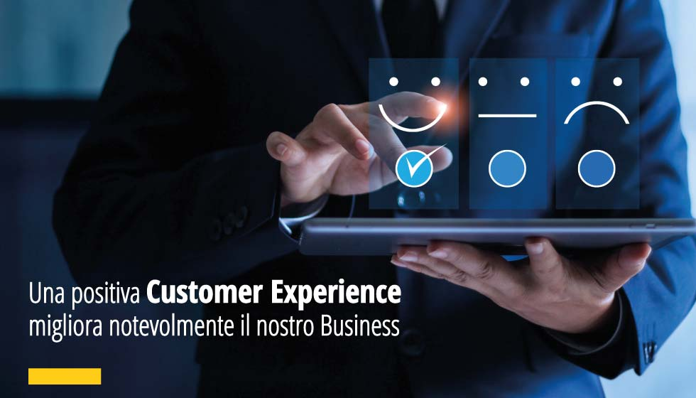Una Positiva Customer Experience Migliora Notevolmente Il Business